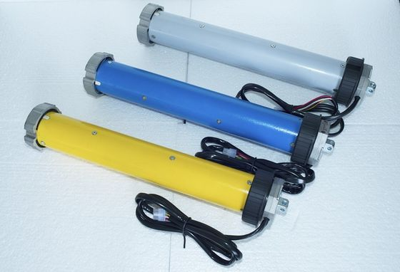 Steel Material 12V Dc Tubular Motor High Performance CE Certification