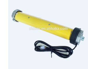 24V Electric Tubular Motor 8rpm Rated Speed With High Degree Automation
